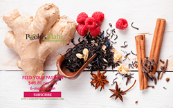 Feed your passion with Pooki's Mahi private label teas at http://custom.pookismahi.com