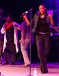 Sadell Sherman and singers provided worship music. (Memories Matter)