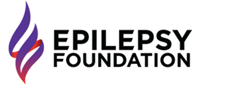 Logo for Epilepsy Foundation of America