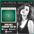 Lauren Waller Shares Single, Secret Garden, Off Forthcoming New EP