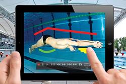 SwimPro ipad app