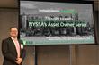 NYSSA volunteer leader and founder of Asset Owner Series, Thomas Brigandi.