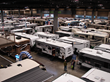 Hundreds of RVs on Display