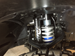 The KORE Tactical Series Suspension is an impressive element of the Minotaur.