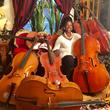 Cellist Akua Dixon. (Photo: Lukasz Wronski)