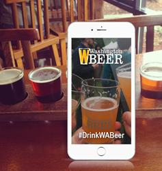 Washington Beer Commission Craft Beer Mobile App