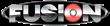 Optronics Fusion logo, Fusion combo lamp, Fusion logo