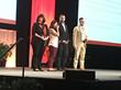 Angela Robert, CEO, receives award at IMSH2017