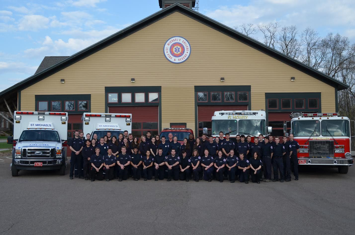saint michael u2019s college fire and rescue  vt  switches from