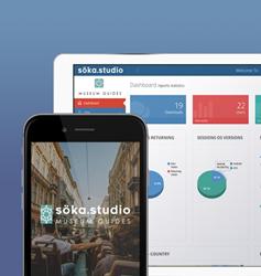 Museum Guide app platform