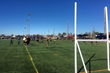 Junior Rugby Packaposts at Rhinos' Stomp, Irvine, California