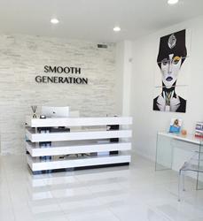 The Athens contemporary reception desk