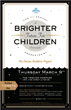 A Brighter Future for Children Charity Gala 2017 to Raise Funds for Art Therapy Program