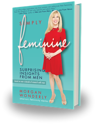 Simply Feminine, new book by Morgan Wonderly