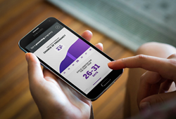 Dot Fertility & Period Tracker App identifies pregnancy risks on user's mobile device.
