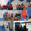 The Melville NY Community Welcomes New Indoor Rock Climbing Gym