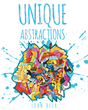 "John Deer's New Book ""Unique Abstractions"" is a Creatively Crafted and Vividly Illustrated Journey Into the World of Abstract Art"