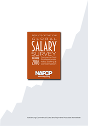 2016 Global Salary Survey report cover