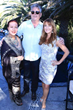 SUE WONG WITH JANE SEYMOUR AND DEVELOPER DANA BLANCHARD