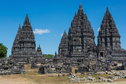 Prambanan Temple. CREDIT: Martijn Barendse (Creative Commons)