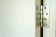 The Hinge Lock is a new type of lock that holds the door in place so it can't be opened from the outside.
