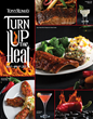 """Tony Roma's Spices Up 2017 with its New """"Turn Up the Heat"""" Menu"""
