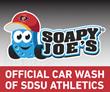 Soapy Joe's Official Car Wash of SDSU