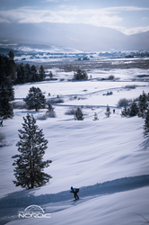 cross-country skiing in Grand County, Colorado