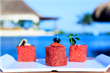 Grand Velas Riviera Maya Serves Up Strawberry Margarita Edible Gummy Shot Glasses