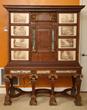 17th/18th C. Italian Vargueno Cabinet