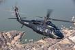 Rogerson KRATOS First To Fly Full Black Hawk UH-60A Digital Cockpit Modernization