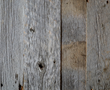 American Prairie Weathered Grey paneling is broad and dynamic in scope; incorporating wood that is salvaged not just from barns, but also agricultural fencing and other structures that have endured the elements