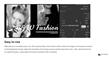 FCPX - B&W Fashion -  Pixel Film Studios Plugin