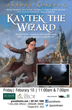 Magic Spells, Wizards and Puppets Coming to Husson University's Gracie Theatre