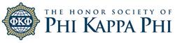 Logo of The Honor Society of Phi Kappa Phi