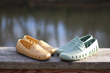 Floafers, Lightweight, Waterproof Shoes that Combine the Elegant Look of a Loafer with the Versatility of a Croc, Launch on Kickstarter