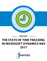 2017 State of Time Tracking for Microsoft® Dynamics™ NAV
