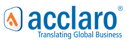 Acclaro Translation Services