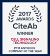 PTM Antibody Company of the Year