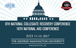The Association of Recovery in Higher Education to Hold its 8th Annual Conference in Washington, D.C.