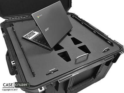 New Casecruzer Chromebook Charging Station 10 Pack