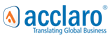 Acclaro Launches On-demand Translation Management Platform – My Acclaro – to Request, Manage and Track Translation Work