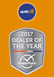 Used Car Dealer of the Year Award goes to Auto City