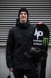 Monster Energy's Max Parrot Takes First Place at  Air + Style Innsbruck, Austria