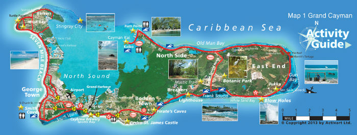 New Travel Website Launched Things To Do In Grand Cayman