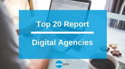 Top 20 Digital Agencies Report on Agency Spotter