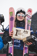 Monster Energy's Maggie Voisin Wins Freeski Slopestyle at the Toyota U.S. Grand Prix Event at Mammoth Mountain