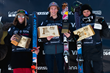 Monster Energy's Gus Kenworthy Takes Second in Men's Freeski Halfpipe at the Toyota U.S. Grand Prix Event at Mammoth Mountain