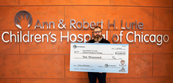 CT Pros gives back to community hospital in Chicago