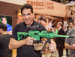 Win the Brownells/Lou Ferrigno Big Green Dream Gun